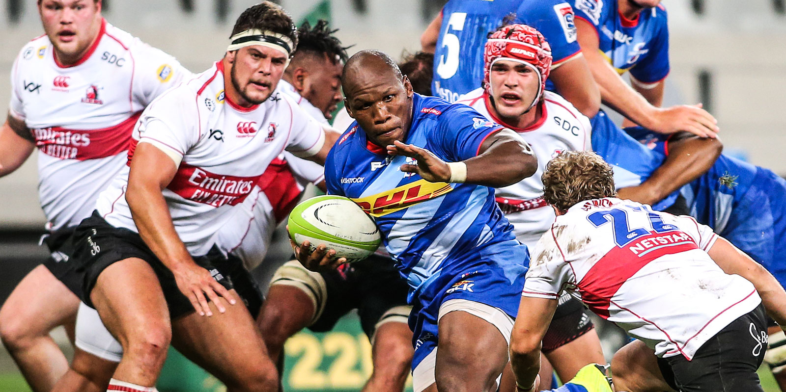 The DHL Stormers will start their campaign against the Cell C Sharks in Cape Town.
